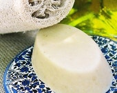 honey and oats OLIVE OIL soap