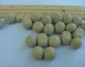 Creamy Tan Beads, Assorted sizes Pay it Forward