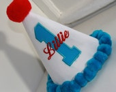 TLB Boy or Girl Personalized Birthday Hat M2M customized personalized