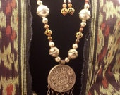 Good Vibrations Necklace and Earring Set