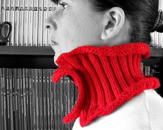 30 Percent Discount - Red Cowl