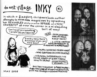 The East Village Inky, Issue No. 41