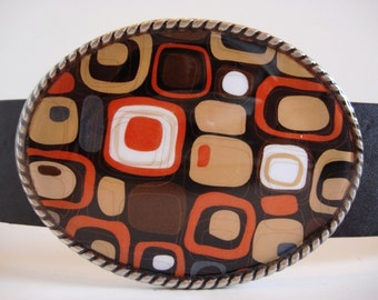 Jada Belt Buckle - Offbeat Deco - SALE - Add a Belt for only 8 Dollars