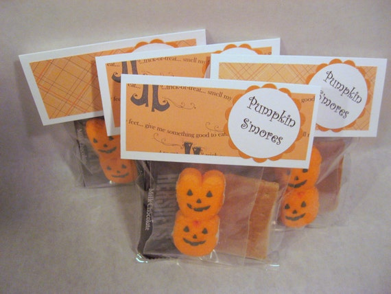 Pumpkin Smores (4 pack)