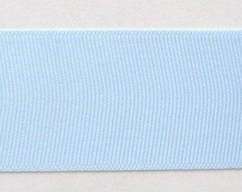 Grosgrain Ribbon Olympian Blue- 10 yds 1 1/2 inch wide  or 16yds 7/8 inch wide
