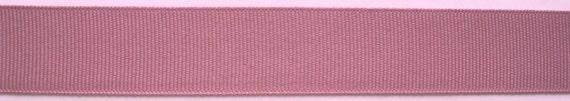 "Grosgrain Ribbon Rosy mauve-20 yds 7/8"" wide"