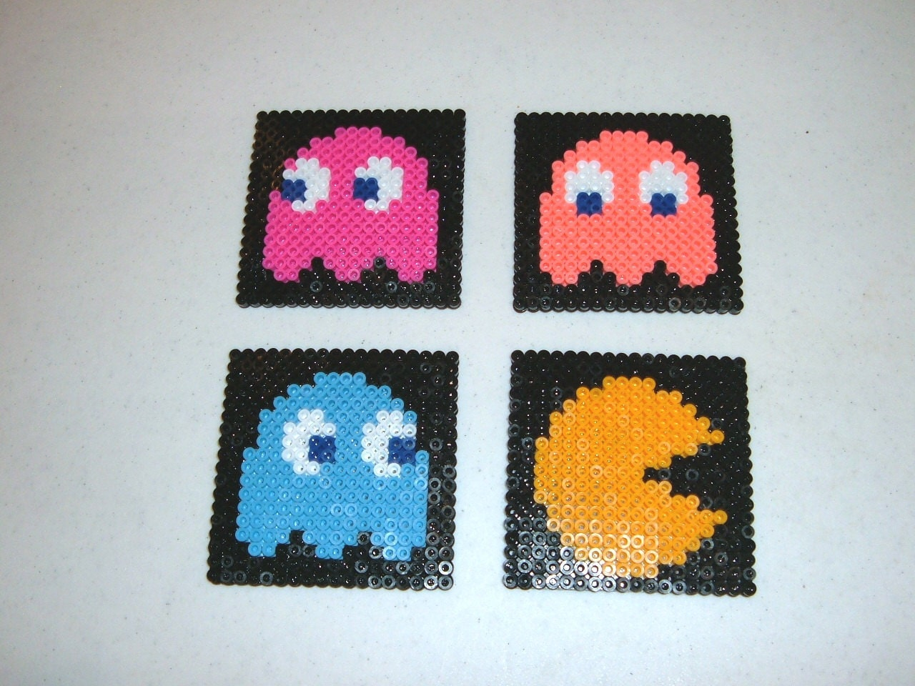 perler bead coasters pac
