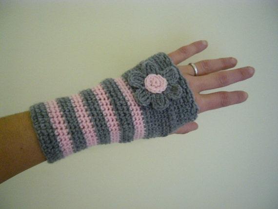 Free Crochet Patterns Hobo Gloves : Fingerless gloves hand warmers Crochet PDF Pattern by yoghi911