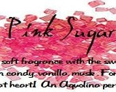 Pink Sugar Type 1 oz Concentrated Warming/Simmering Home Fragrance Oil