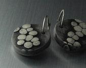 Stone Earrings,  large