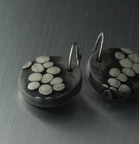 Stone Earrings,  large