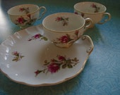 Japan China's Bella Rose Tea Set