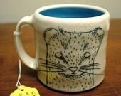 Ermine mug (Stoat)