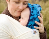 Store Closing SALE! BLACK  H2O Water Wrap - Take your baby into the water tied on - Safe & Secure