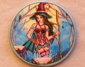 MORISSA'S BREW Talisman Amulet Witch Wicca Pagan Gothic