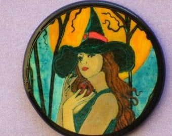 Halloween Magick Talisman Amulet Witch Wicca