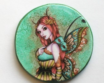 ARDEN FAIRY Talisman Amulet Witch Wicca Pagan