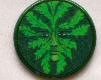 GREENMAN Talisman Amulet Witch Wicca Pagan