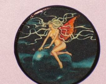 DEWDROP FAIRY Talisman Amulet Witch Wicca