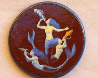 MERMAIDS CALL Talisman Amulet Witch Wicca Pagan Fantasy