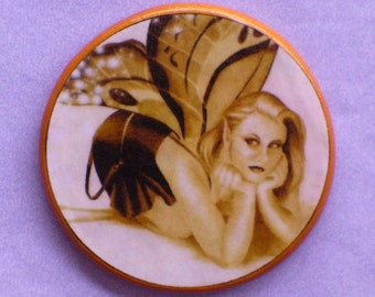 FAIRY FAE THOUGHTS Talisman Amulet Witch Wicca