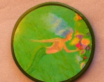 MERMAID'S GARDEN Talisman Amulet Witch Wicca