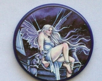 STARDUST FAIRY Talisman Amulet Witch Wicca Pagan Gothic