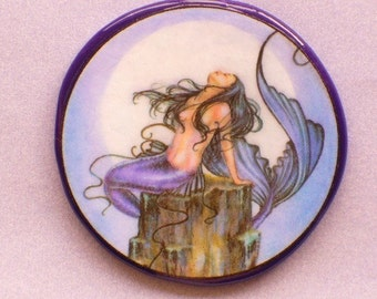 MERMAID LURE Talisman Amulet Witch Wicca Fantasy