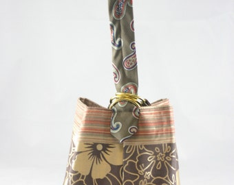 beautiful silky purse