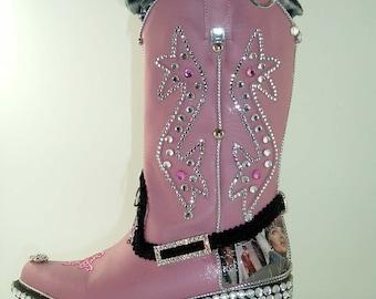 Rhinestone Cowgirl Carry All