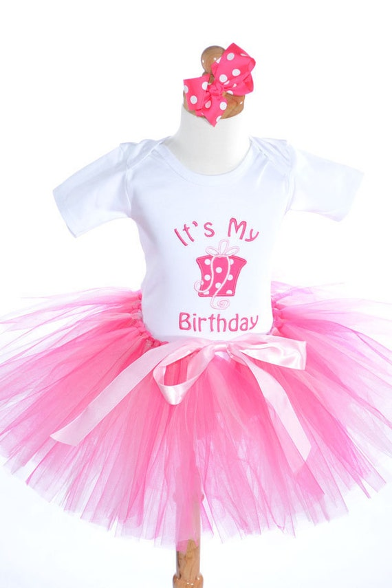 Items Similar To 1st Birthday Outfit Its My Birthday