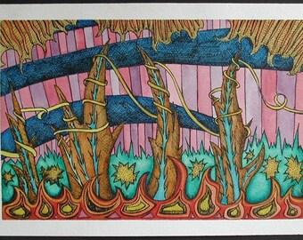 Nucleus Painting 8