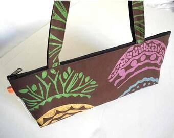 Chocolate Baguette Bag II