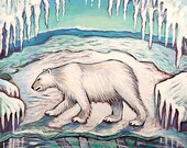 Arctic Melt - Print