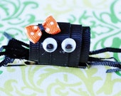 Cute Halloween Spider Hair Clip