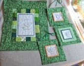 CUSTOM ORDER: Shamrock Nursery Set