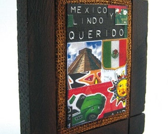 Mexico Dearest and Beautiful wall decor by pimart