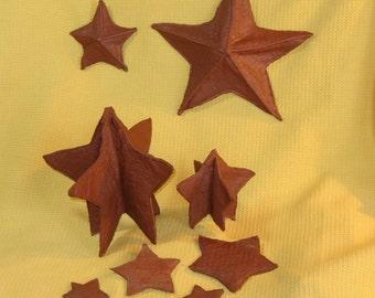 RUSTY STARS PDF Pattern