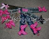 Name Tape Bracelets
