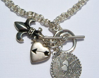 Love, French Style Necklace