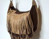 RESERVED FOR JEN Fringe Benefits - Large  Handbag