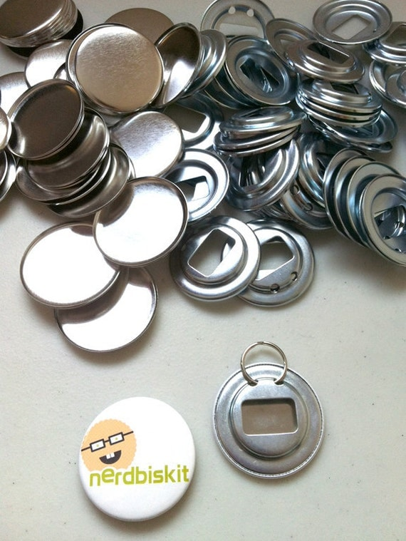 100 CUSTOM Bottle Opener Keychains - Perfect for bands, weddings, parties, gifts, showers, events, fundraisers, etc.
