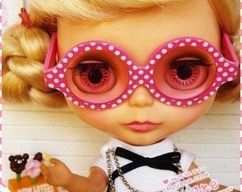 Twiggy Twiggy S02-DPP Blythe glasses Polka Dot