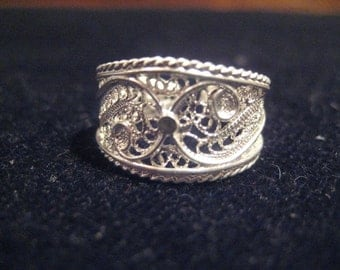 Filigree Fascione Ring 2
