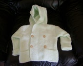 hooded toddlers jacket