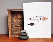 zigzag fish with salmon fish