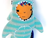 Sharon Shark Deluxe Ecofriendly Collectible Doll
