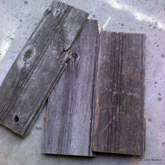 Barnwood Pieces Barn Wood Siding Pieces 100 Years Old Or More One Piece