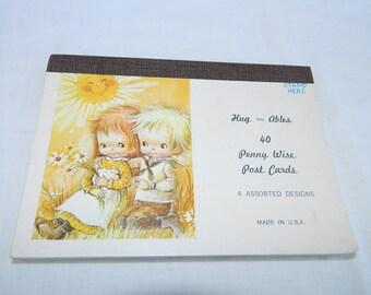 Vintage Postcards- Notecards-Children