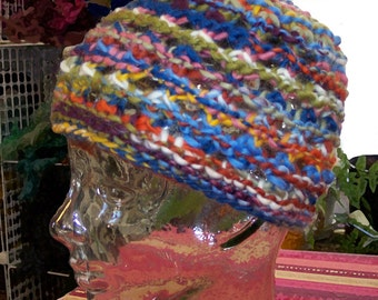 Amanda's Breezy Beanie Knit Pattern